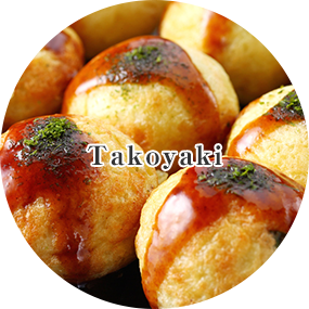 Automatic Takoyaki baking machine