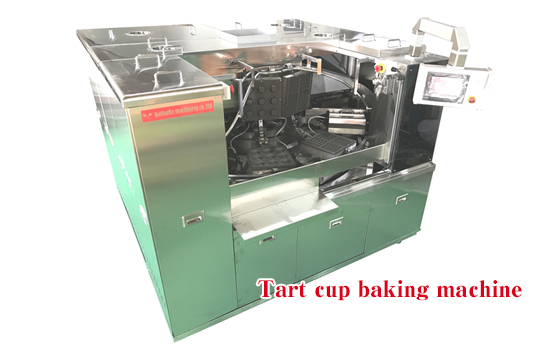 Tarut cup baking machine